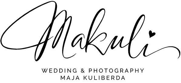 Makuli – z miłości do ślubów